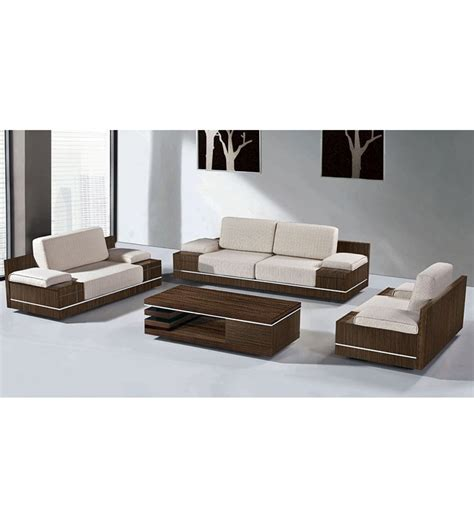 Modern Fabric Wooden Sofa Set Designs Cover Buy Wooden Modern Wooden Sofa Set Designs