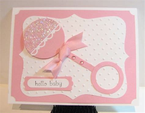 Baby Shower Cards To Make by Best 25 Baby Cards Ideas On Baby Shower
