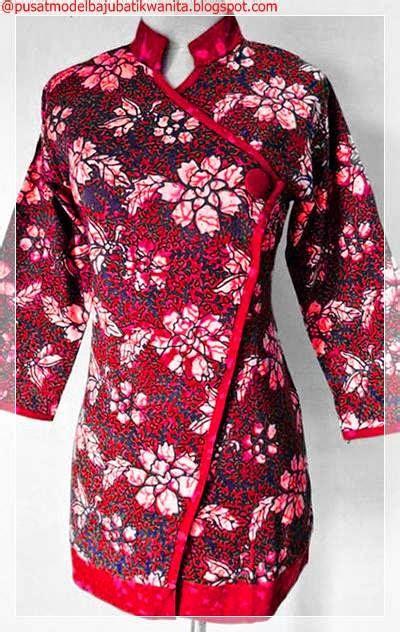 model baju resmi kantor model baju batik kantor untuk wanita kerja modern gambar