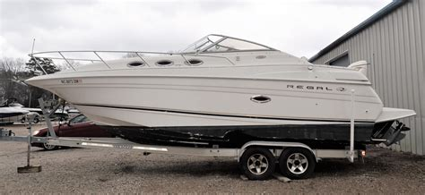 boat dealer youngsville nc 2002 regal 2765 commodore power boat for sale www