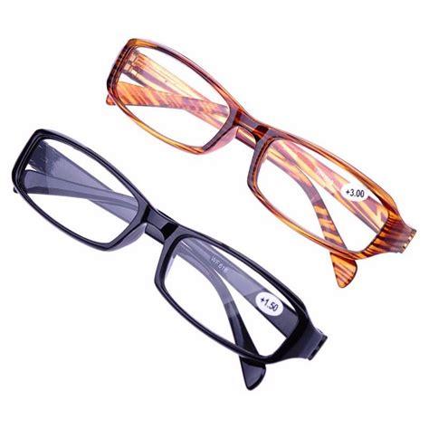Kacamata Lensa kacamata baca lensa plus 1 5 black jakartanotebook