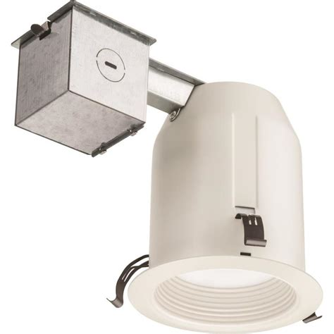 new construction led recessed lighting kit shop juno white led remodel and new construction recessed