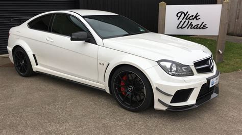 Mercedes C63 For Sale by For Sale Mercedes C63 Amg Black Series 2012 Nick Whale