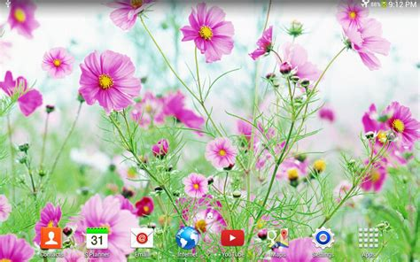 wallpaper flower live sweet flowers live wallpaper android apps on google play