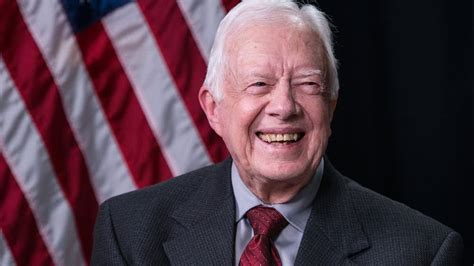 president jimmy carter   lack  peacemakers