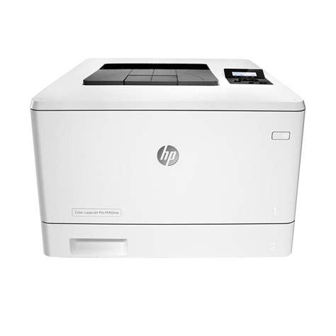 Printer Laser Berwarna jual hp color laserjet pro m452nw printer harga kualitas terjamin blibli