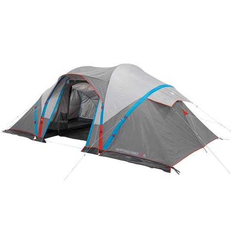 tende quechua decathlon air seconds family 4 2 xl decathlon