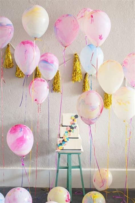 como decorar con globos sin helio decoraci 243 n con globos 57 ideas increibles para fiestas y
