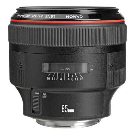 Lensa Canon Ef 85mm F 1 2 L Ii Usm canon ef 85mm f 1 2 l ii usm harga dan spesifikasi
