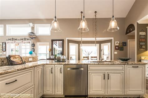 Zelmar Kitchen Designs Lentine Waypoint Zelmar Kitchen Remodel Traditional Kitchen Orlando By Zelmar Kitchen