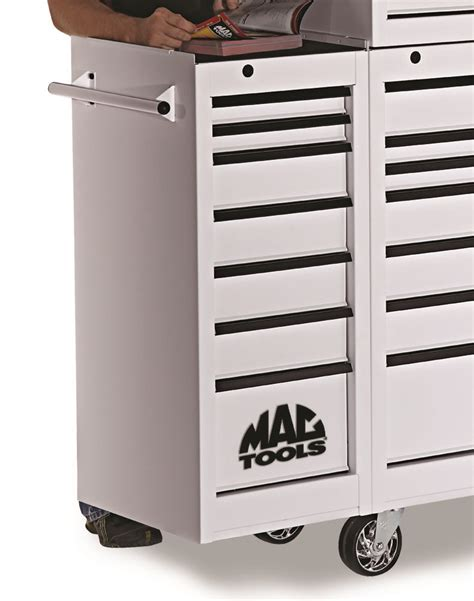 side cabinet mactools uk mb4290c mb4220c 7 drawer side cabinet