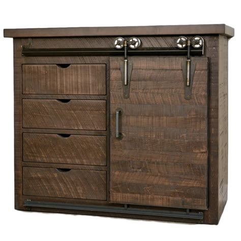 wood barn door storage cabinet dalton small barn door sideboard home envy furnishings