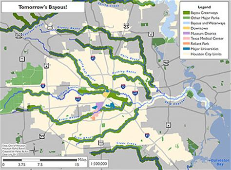 texas bayou map houston bayous map indiana map