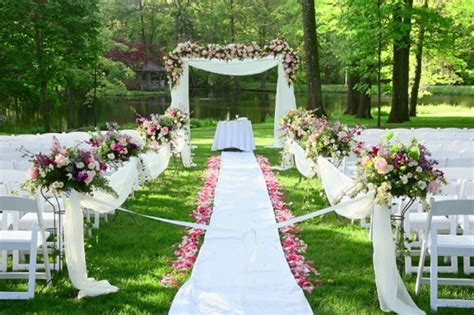 how to set up a backyard wedding party bus phoenix tour west america
