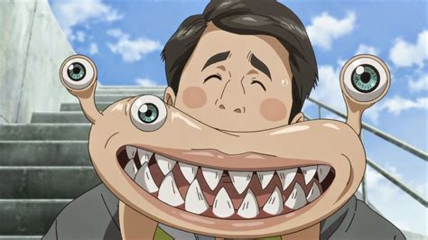 anime parasyte parasyte the maxim review anime evo