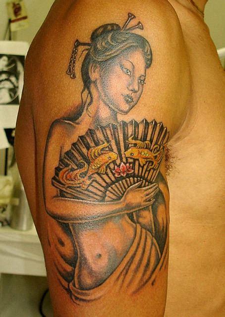 tattoo geisha hot hot geisha girl tattoo