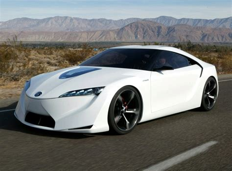 toyota all cars toyota feat subaru officially announced new sports car