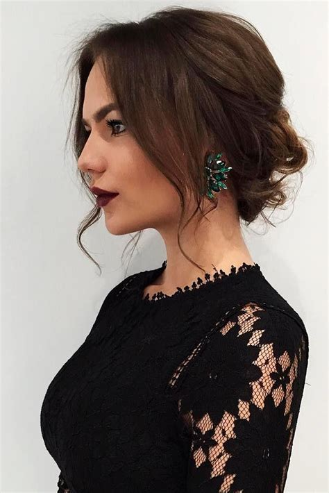 Formal Hairstyles For Medium Length Hair by 25 Beautiful Medium Length Updo Ideas On