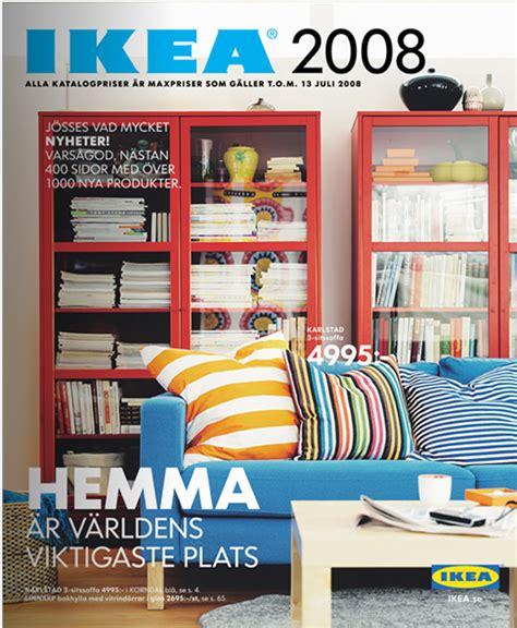 Ikea Chairs Ikea Catalog Cover 2008