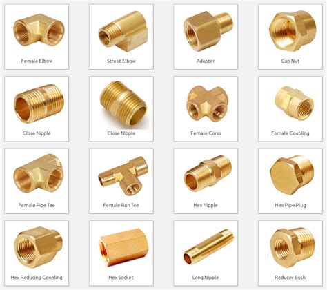advantages of brass pipe fittings for domestic plumbing