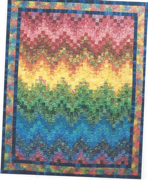 Bargello Quilt Jelly Roll Bargello