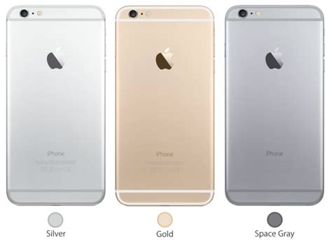 apple iphone 6 colors which to buy iphone6 or iphone 6 plus isource