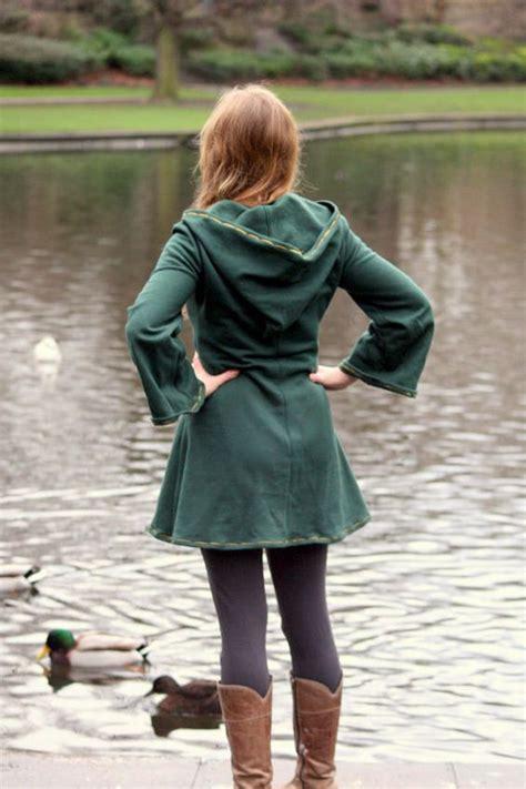 Seza Tunik By Amaryllis elven tunic for tunic pixie hoodie psy by tatoke