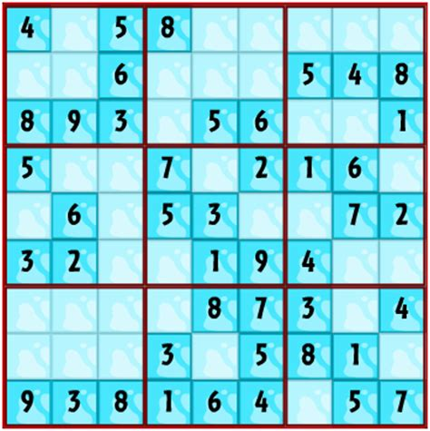 printable sudoku puzzle with answer key jnbam licensed for non commercial use only funstuff