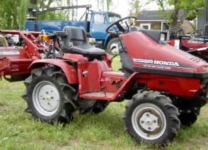 Honda Tractors Honda Mighty 13 R Mfwd