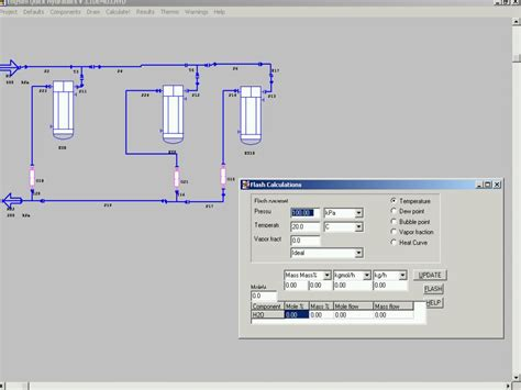 flowsheet software chemical engineering software 2011 04 24