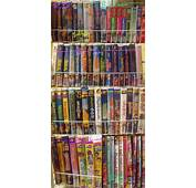 SEGAMews VHS And DVD Liquidation Sales By SEGAMew On