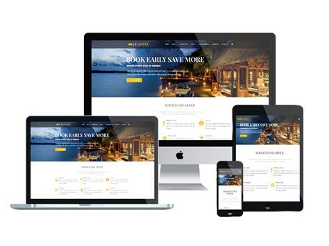 et hotel free responsive wordpress hotel theme freemium