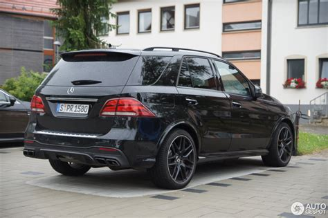 Mercedes Gle 63 Amg by Mercedes Amg Gle 63 S 2 August 2016 Autogespot