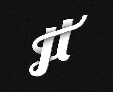 design jt logo logo jt on behance