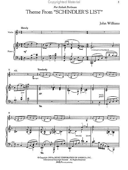 schindlers list cello solo free sheet music kelette john william theme from
