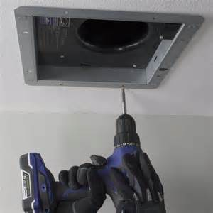 exhaust fan bathroom installation 4 1 2 square junction box 4 free engine image for user