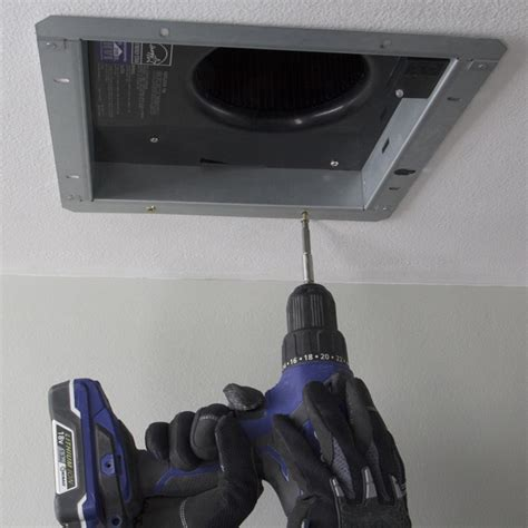 Who Installs Bathroom Exhaust Fans by Install A Bathroom Exhaust Fan