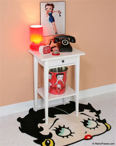 decorating with betty boop