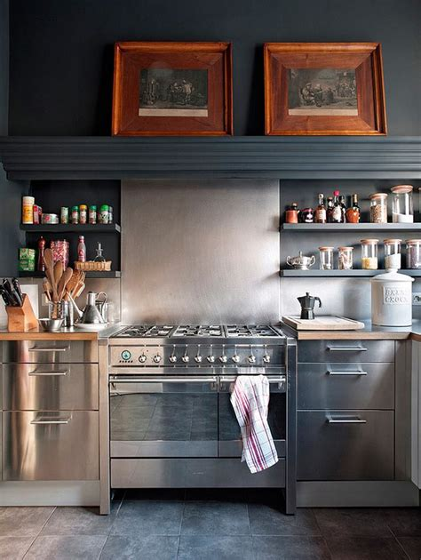 stainless steel kitchen ideas 25 best ideas about stainless steel kitchen on