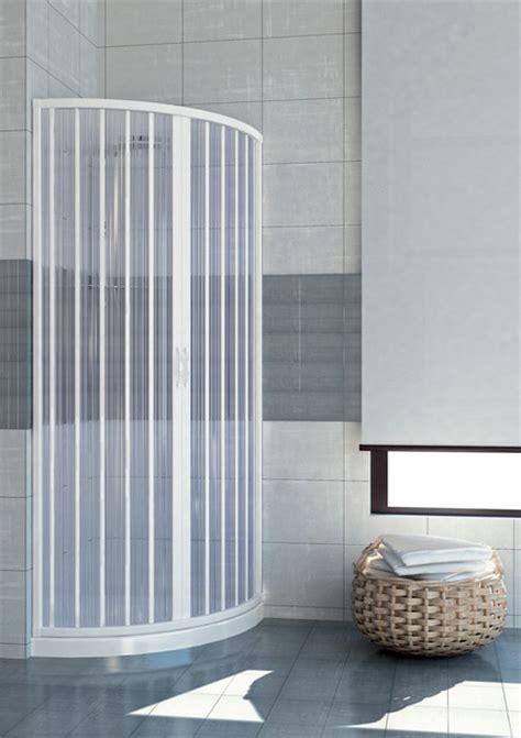 piatto doccia pvc box doccia semicircolare in pvc con apertura centrale