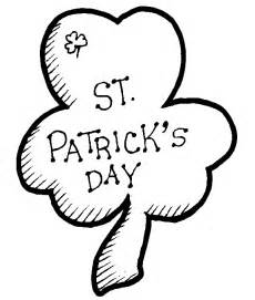 printable st s day coloring pages happy st patricks day shamrock coloring book page printout