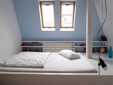 ideen schlafzimmer dachschräge einrichtung schlafzimmer mit dachschr 228 ge