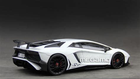 Kyosho Original 1 18 Lamborghini Aventador Sv White 1 18 kyosho lamborghini aventador lp750 4 sv superveloce white value pack
