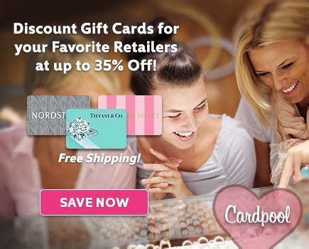 Tiffany Gift Card Discount - deep discounts on gift cards to victoria s secret nordstrom tiffany barnes noble