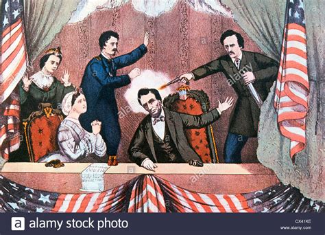abraham lincoln and wilkes booth assassination of president abraham lincoln by wilkes