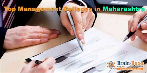 Top Mba Colleges In Maharashtra by Top Management Colleges In Maharashtra Brainbuxa