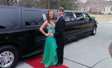 Limo For Homecoming by Prom Homecoming Limousine San Jose