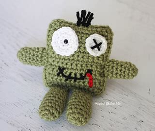 crochet pattern zombie ravelry friendly crochet zombie doll pattern by sarah