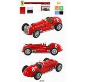 EyeonHK Ferrari 125 F1 No8 GP Italy 1949