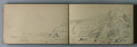sketchbook landscape file museum sketchbook tonal sketches of